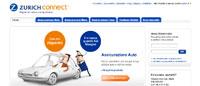 Snapshot del sito di Zurich Connect