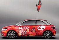 Ecco l'Auto delle 100 Idee di Direct Line