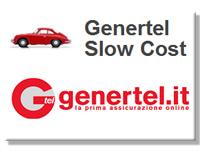 Genertel Slow Cost: formula per risparmiare sull'RC Auto