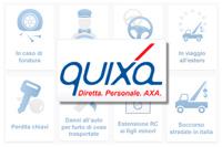 Quixa assicurazione auto: nuove garanzie opzionali