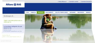 SestoSenso KM: la polizza a consumo di Allianz-RAS
