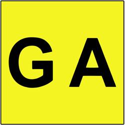 Guida Accompagnata: contrassegno GA