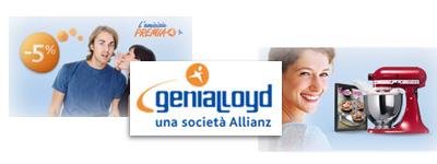 Nuove promozioni assicurazioni Genialloyd 2012