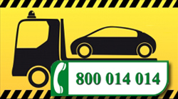 Soccorso post-incidente con numero verde 800014014