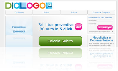 Analisi della compagnia assicurativa on-line Dialogo Assicurazioni