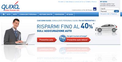 Analisi della compagnia assicurativa on-line Quixa