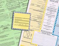 Documenti assicurazione RC Auto: contrassegno, carta verde e modulo blu