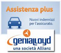 Genialloyd: nuova garanzia Assistenza Stradale Plus