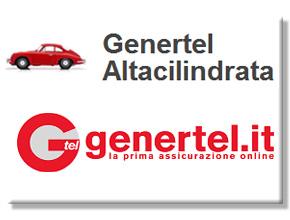 Genertel Altacilindrata: assicurazione auto per vetture di potenza elevata