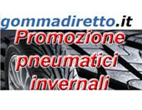 Promozione pneumatici Invernali 2012 di Gommadiretto.it