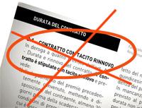 Assicurazione RC Auto: stop alle clausole di tacito rinnovo