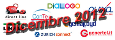 Assicurazione RC Auto Online: offerte e promozioni di Dicembre 2012